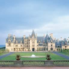 Das Biltmore-Schloss