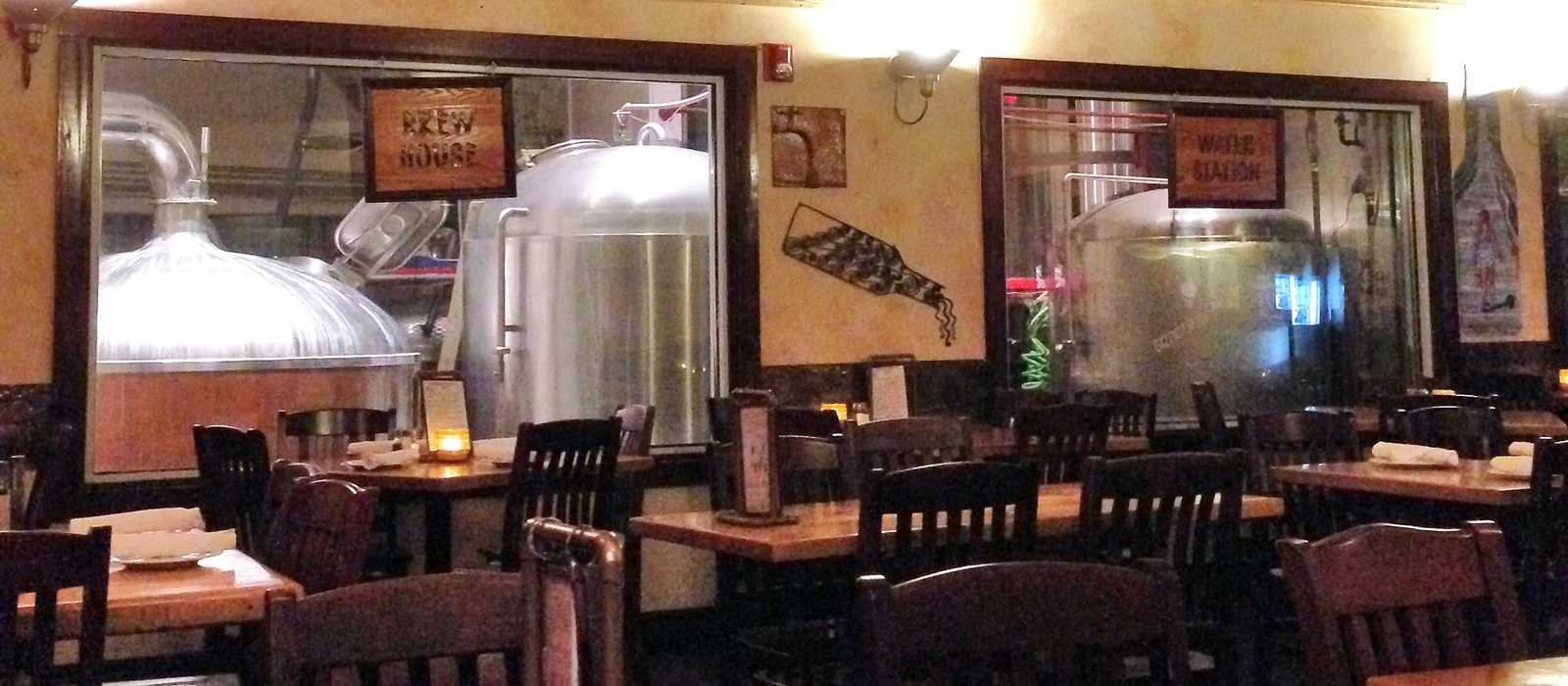 Die Outer Banks Brewing Station
