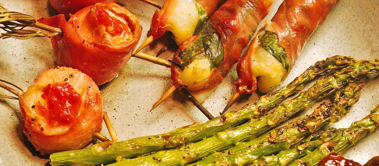 Pork and Seafood Platte