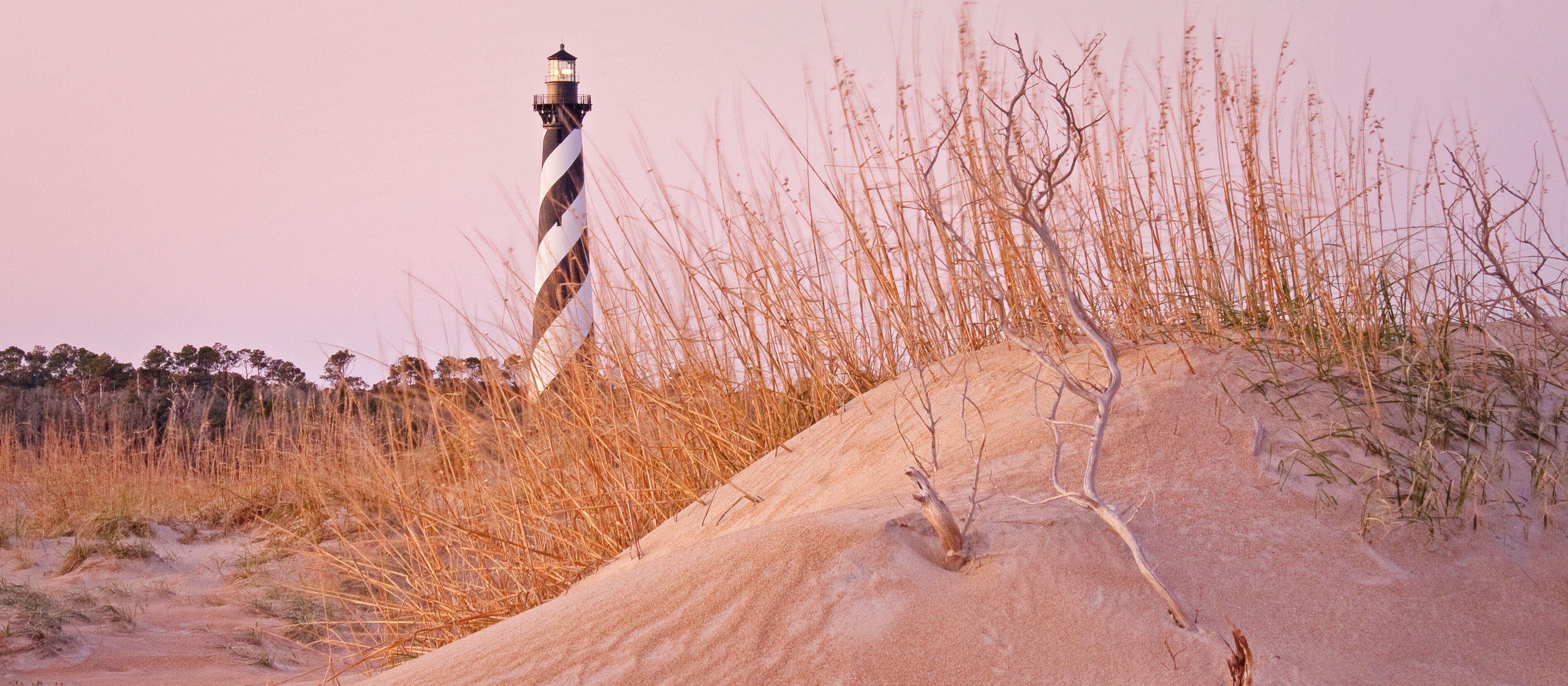 Cape Hatteras Lighthouse auf dne Outer Banks
