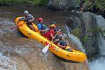 Cheoah River Whitewater Rafting in North Carolina