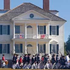 Camden Revolutionary War Reenactment