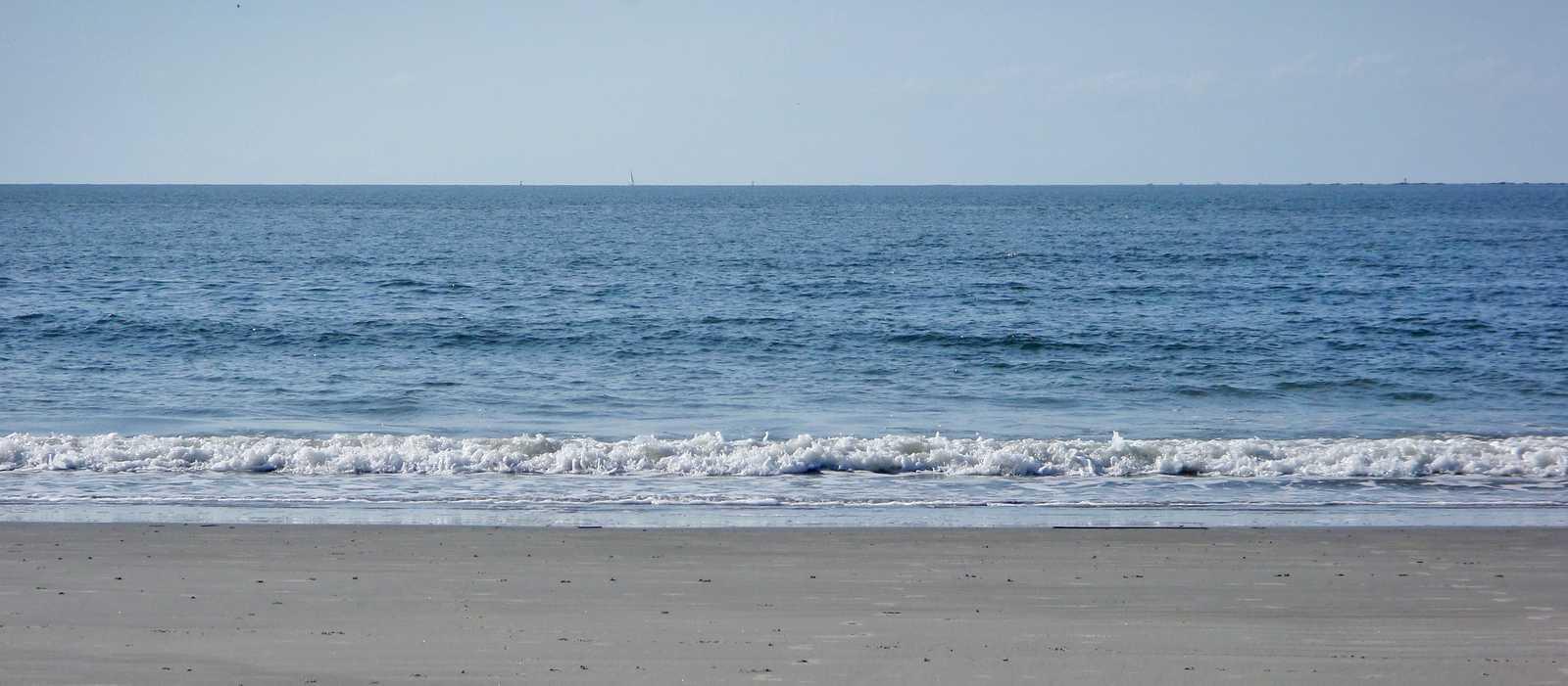 Der Strand von Sullivan's Island