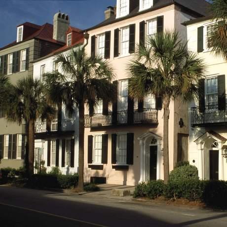 Strasse in Charleston
