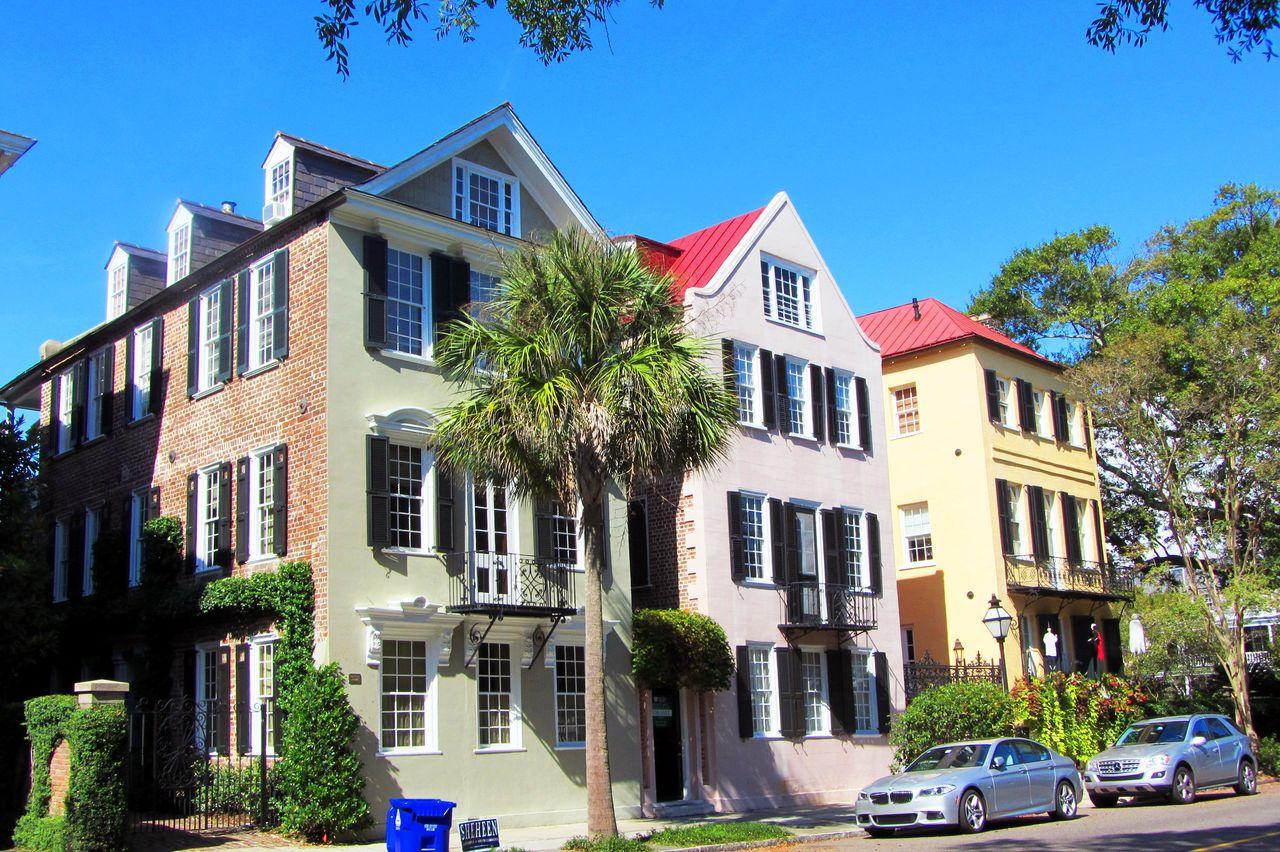 Villen in Charleston