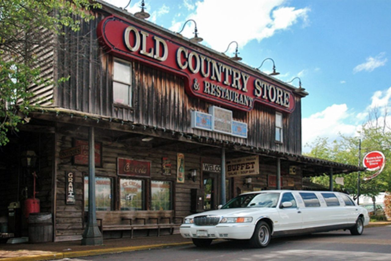Old Country Store im Casey Jones Village