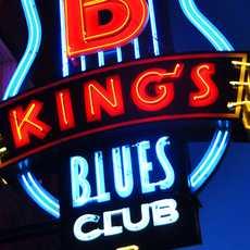 BB Kings Blues Club in der Beale Street