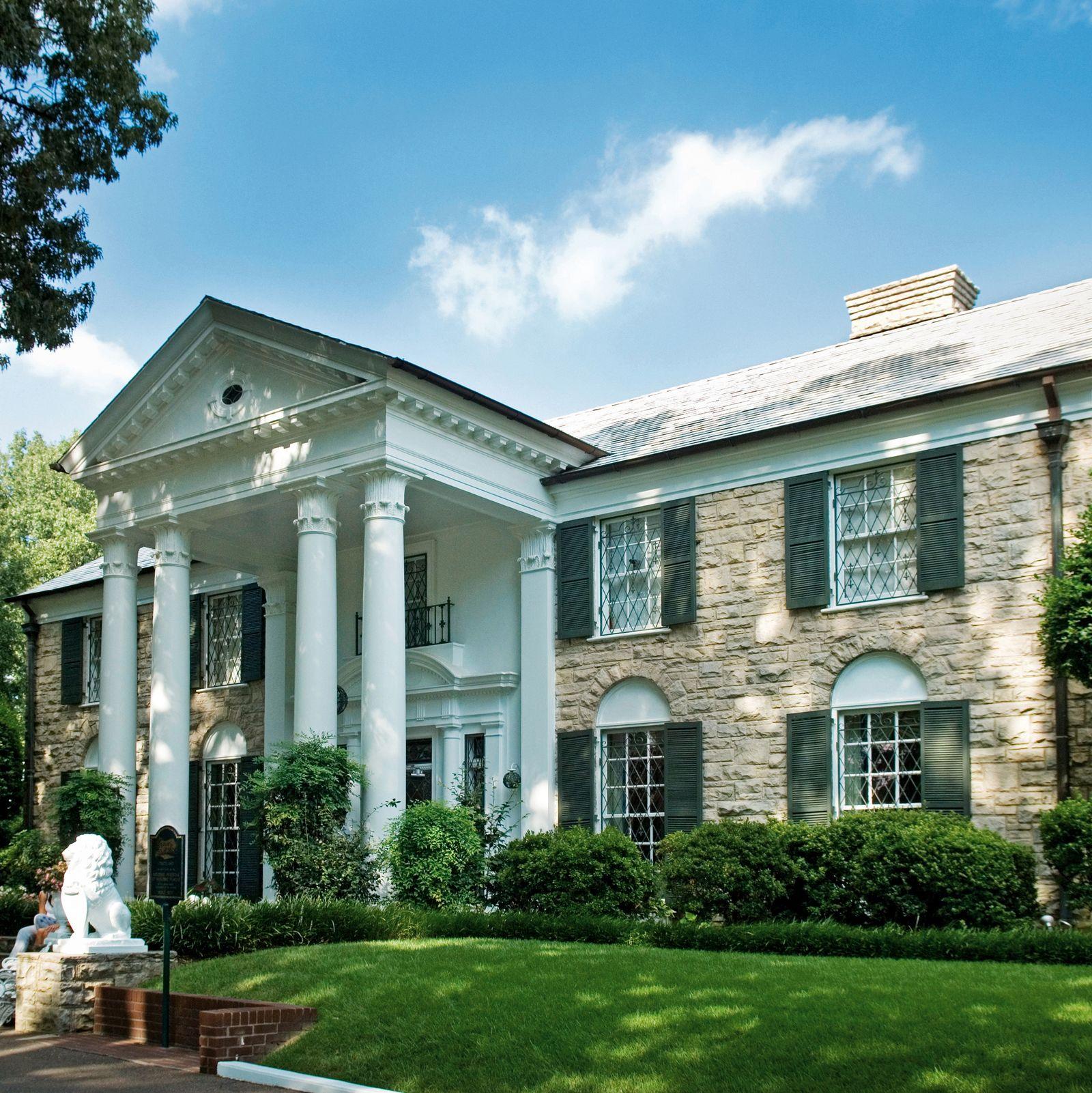Graceland - Anwesen von Elvis Presley