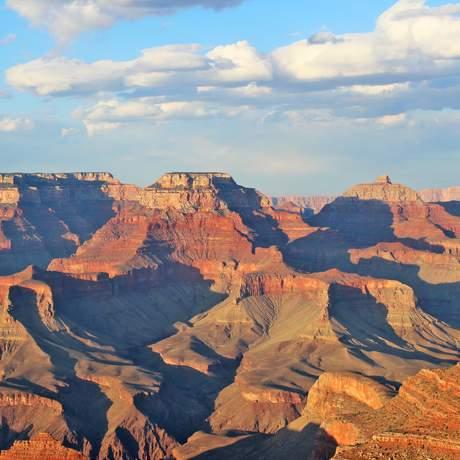 Grand Canyon Abendstimmung
