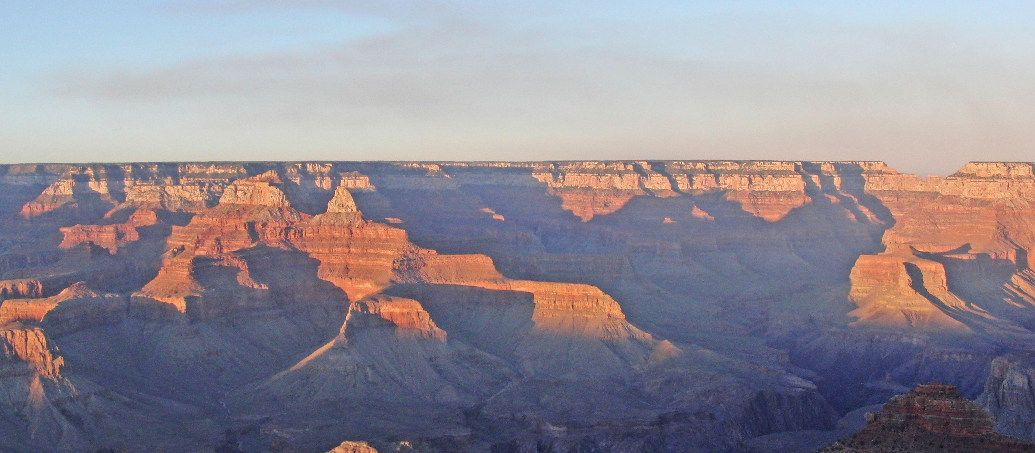 Abendstimmung am Grand Canyon
