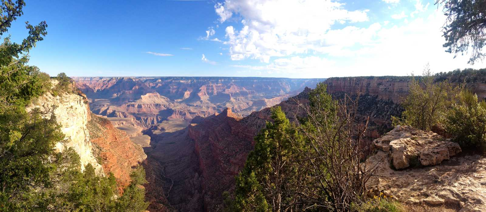 Grand Canyon Panoramablick