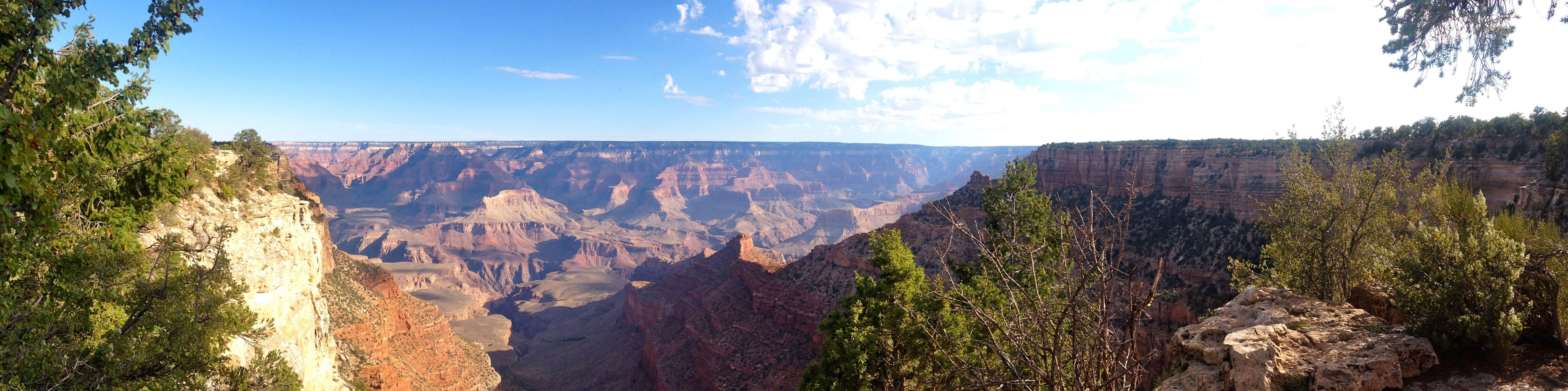 Grand Canyon Panoramablick