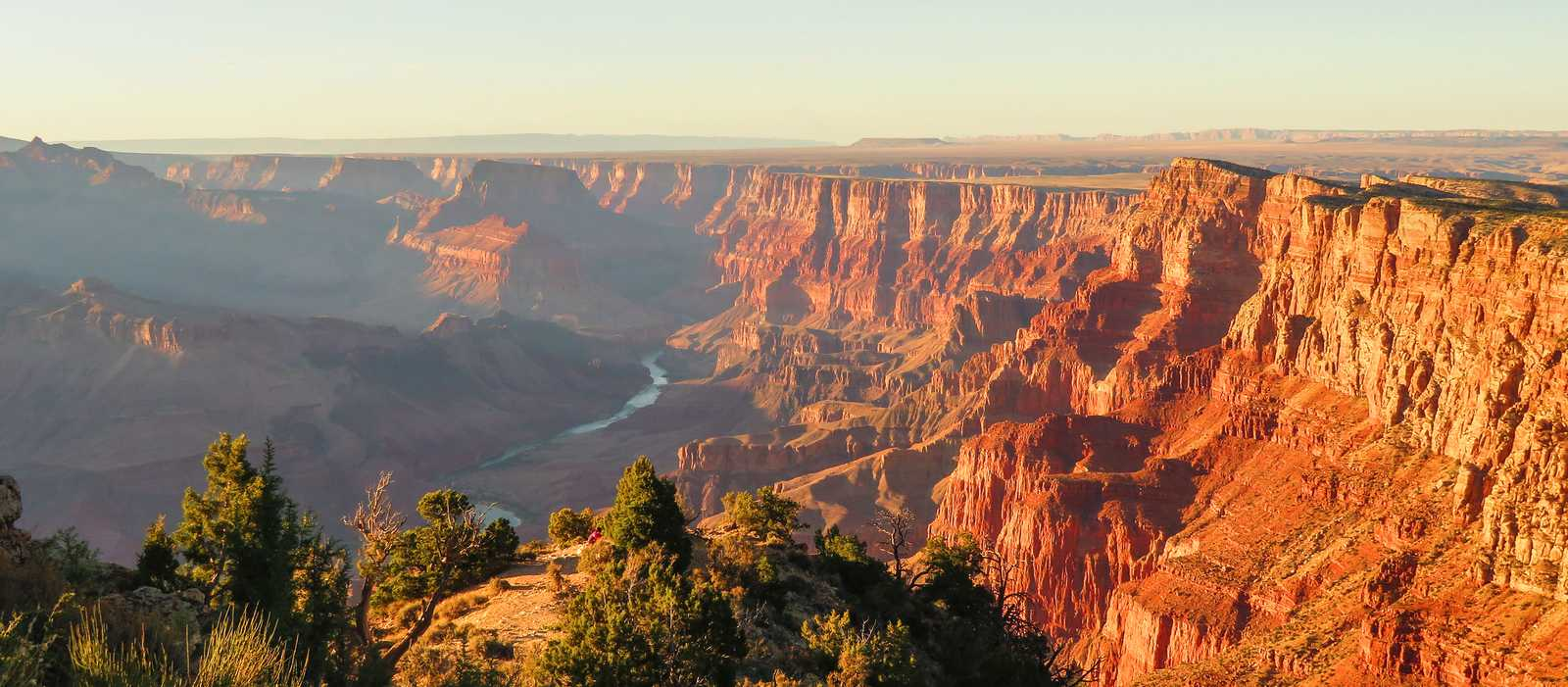 Eindrücke des Grand-Canyon-Nationalpark im US-Bundesstaat Arizona