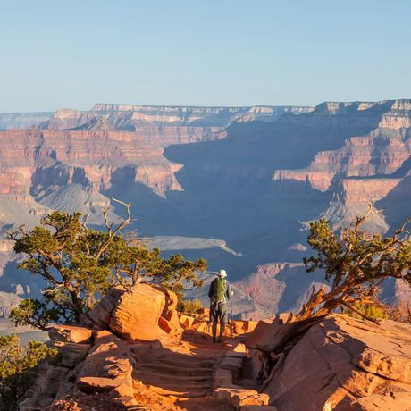 Wandern im Grand-Canyon-Nationalpark
