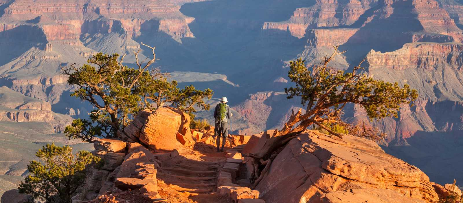 Wandern im Grand-Canyon-Nationalpark