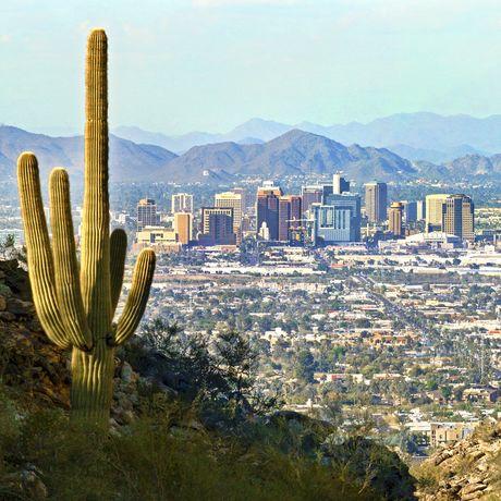Skyline von Phoenix