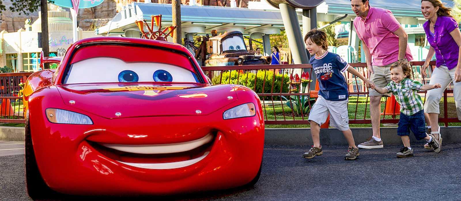 Disneyland Cars