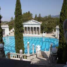 Neptune Pool in San Simeon