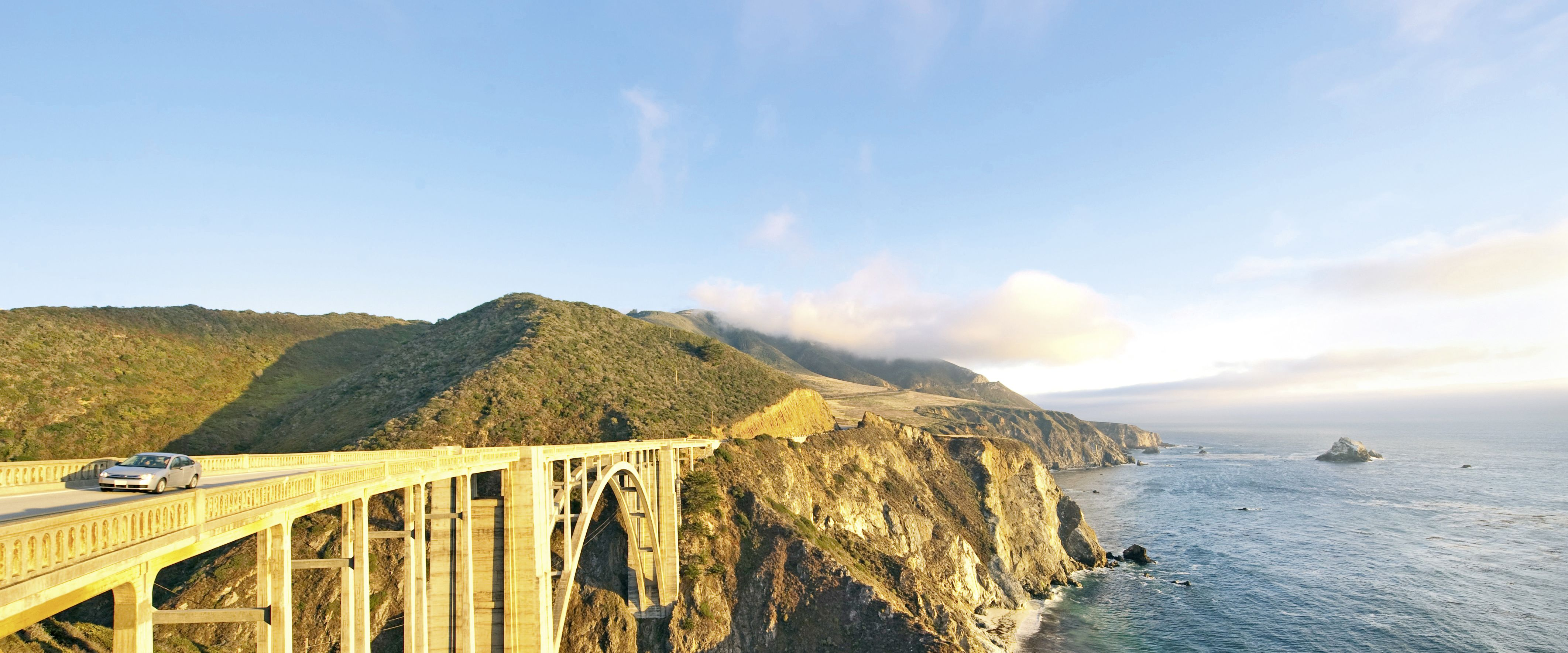 Central Coast, Hwy. No 1, Bixby Bridge