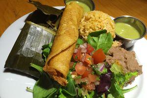 Das vegane Restaurant Flacos in Fresno