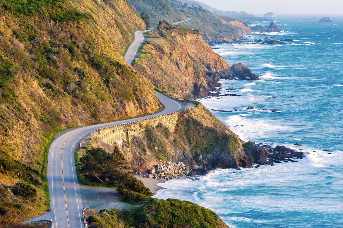 Pacific Coast Highway - Highway 1