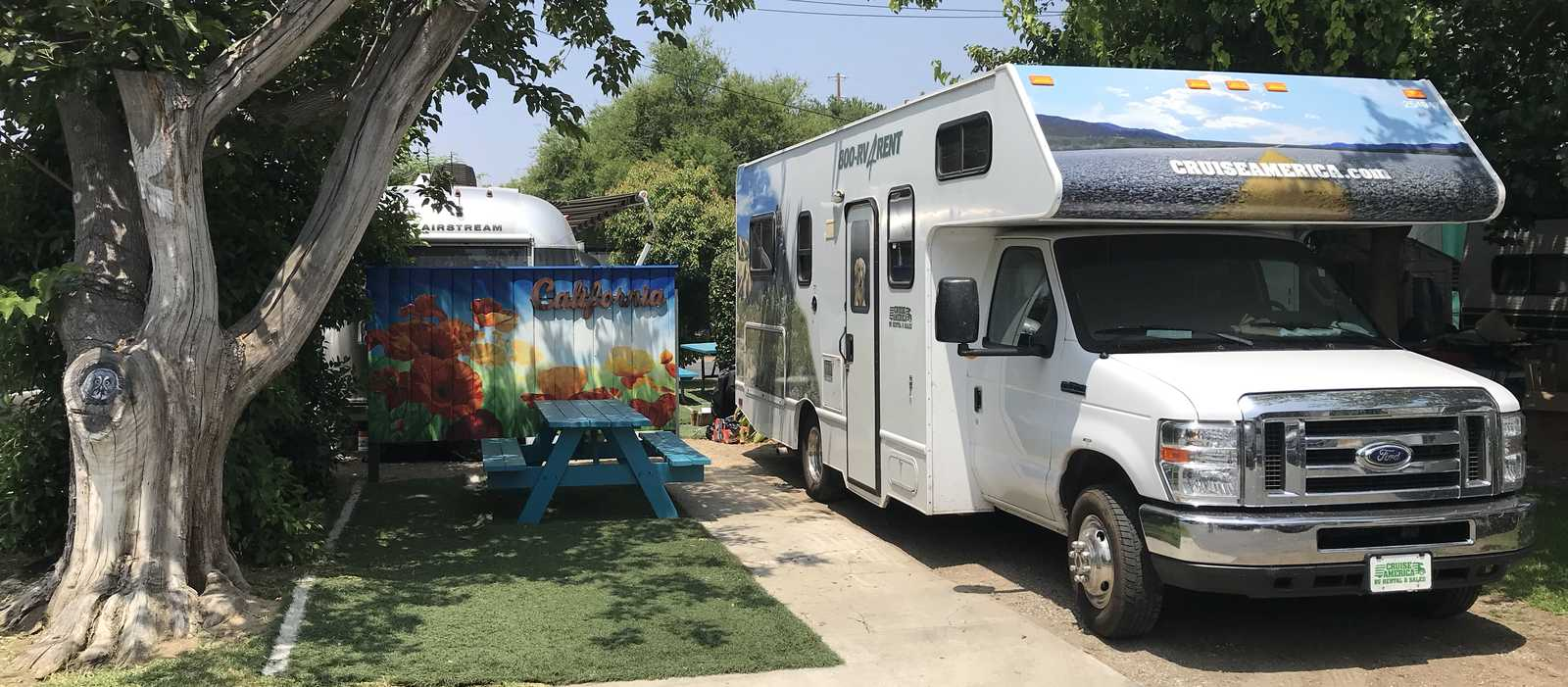 Hollywood RV Campground