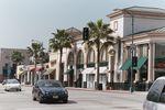 Santa Monica Blvd in Los Angeles