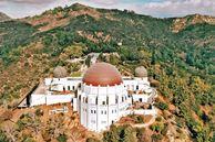 Ausicht auf L.A. vom Griffith Observatory