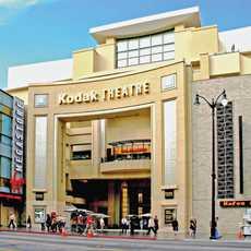 Eingang Kodak Theatre