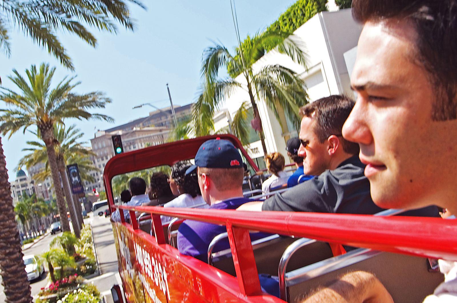 Sightseeing per Bus in Los Angeles