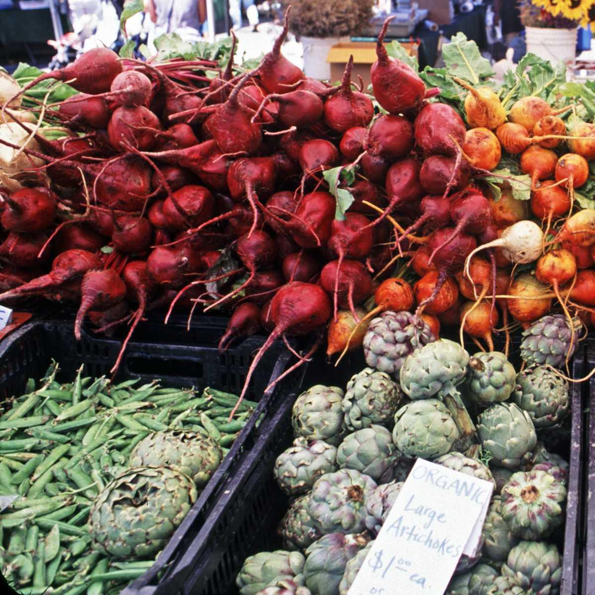 Farmers Market in Santa Monica