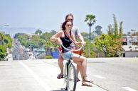 Mit dem Beach Bike durch Santa Monica in Ihrer Los Angeles Reise