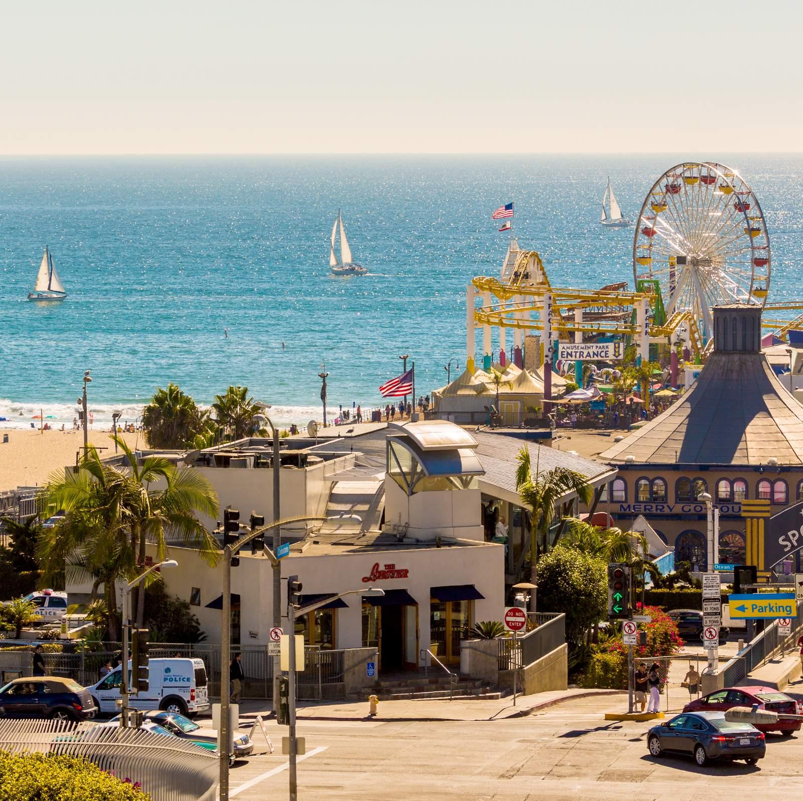 California Beach Restaurants
