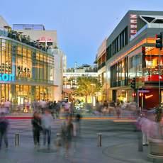 Shoppen in Santa Monica