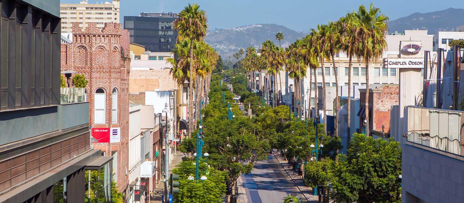 Die Third Street Promenade