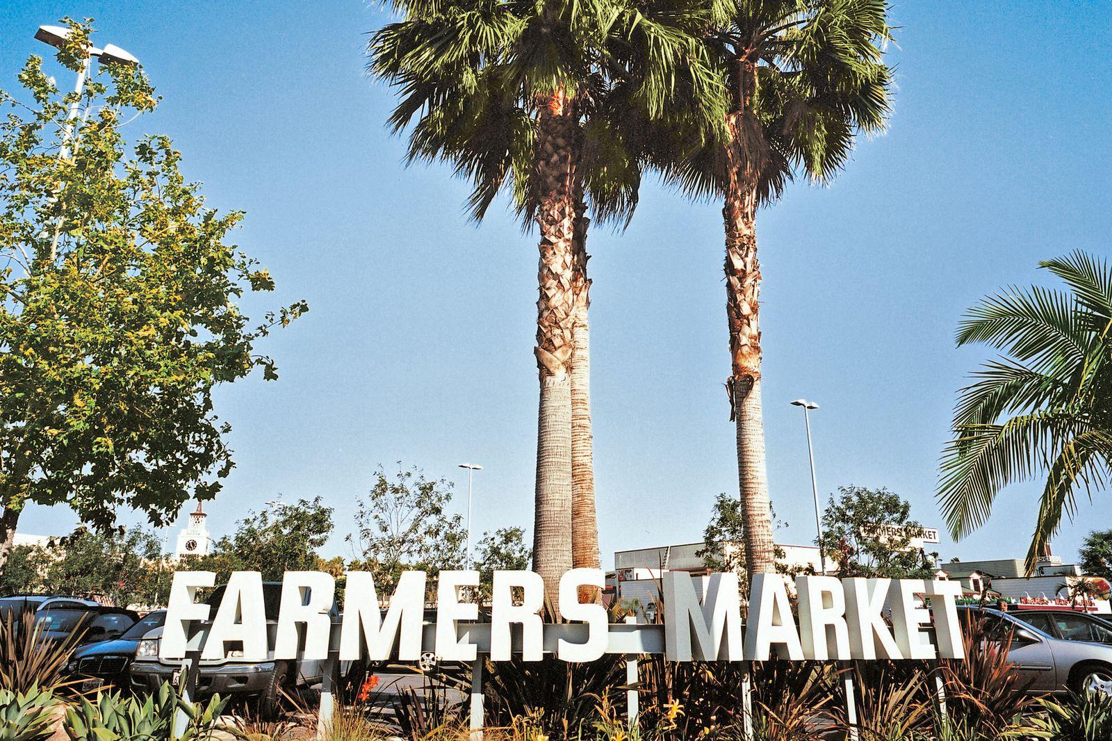 Schild Farmers Market