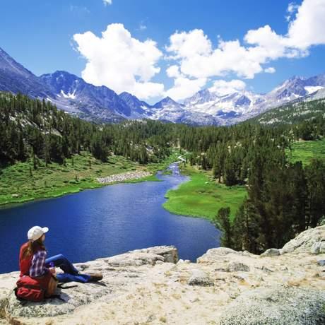 Impressionen aus Mammoth Lakes