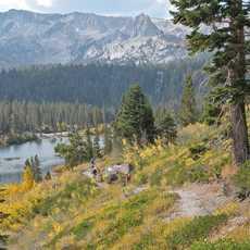 Tour mit dem Mountainbike
