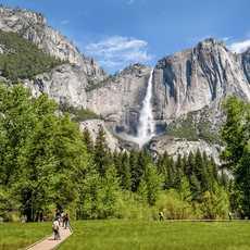 Impressionen des Yosemite-Nationalpark