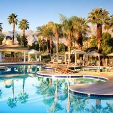 Pool des The Westin Mission Hills Golf Resort