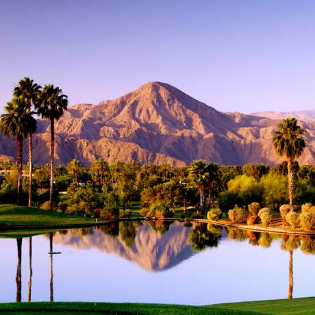 Golfen in Palm Springs