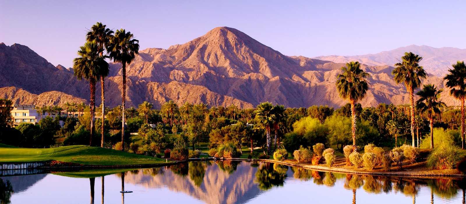 Golfen in Palm Springs