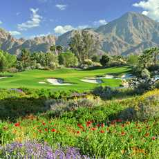 Golfplatz bei Palm Springs