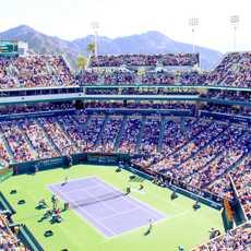 Der Indian Wells Tennis Garden