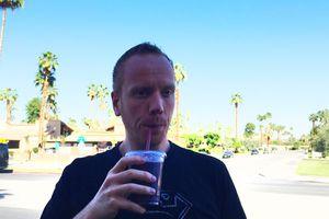 Naturapotheke, Biosupermarkt und Veganes Bistro im Natures Health Food & Café in Palm Springs Kalifornien erleben