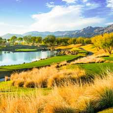 Golfplatz des La Quinta Resorts