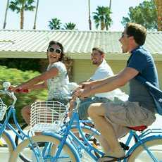 Mit dem Rad durch Palm Springs