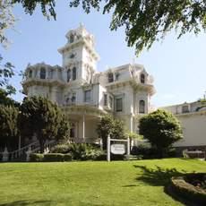 Im Governor's Mansion State Historic Park