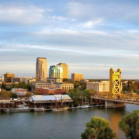 Panorama von Sacramento