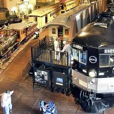 Impression Sacramento Railroad Museum